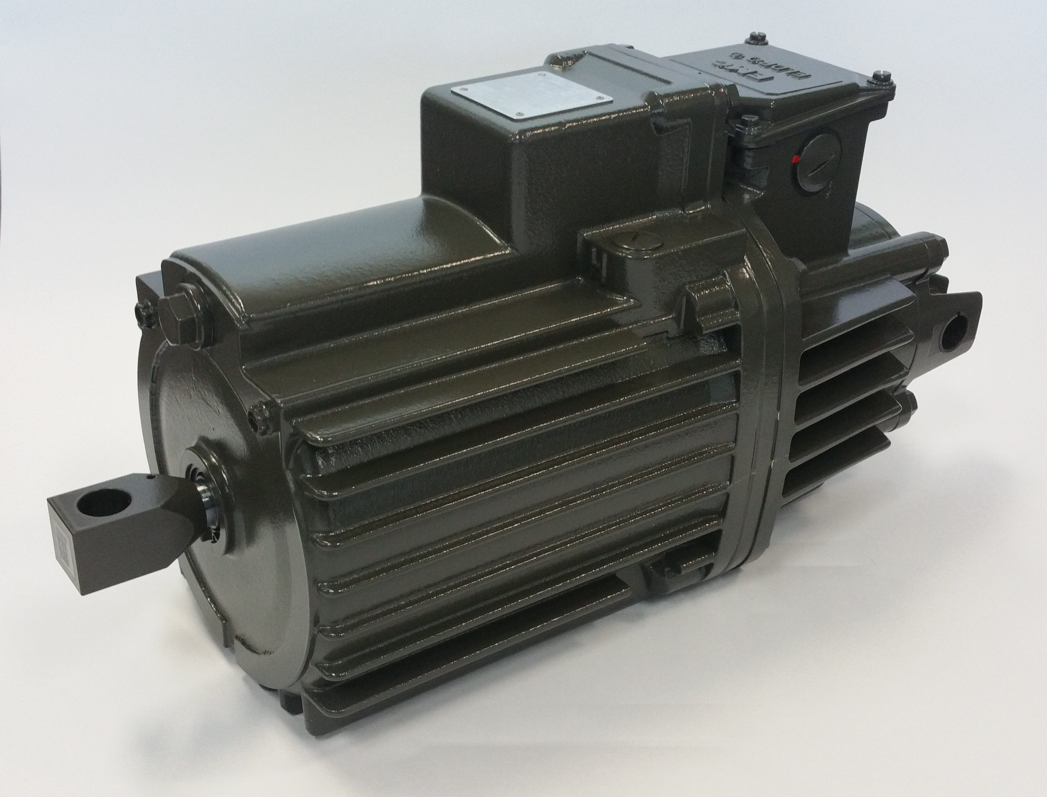 Eldro Thruster Type Ed