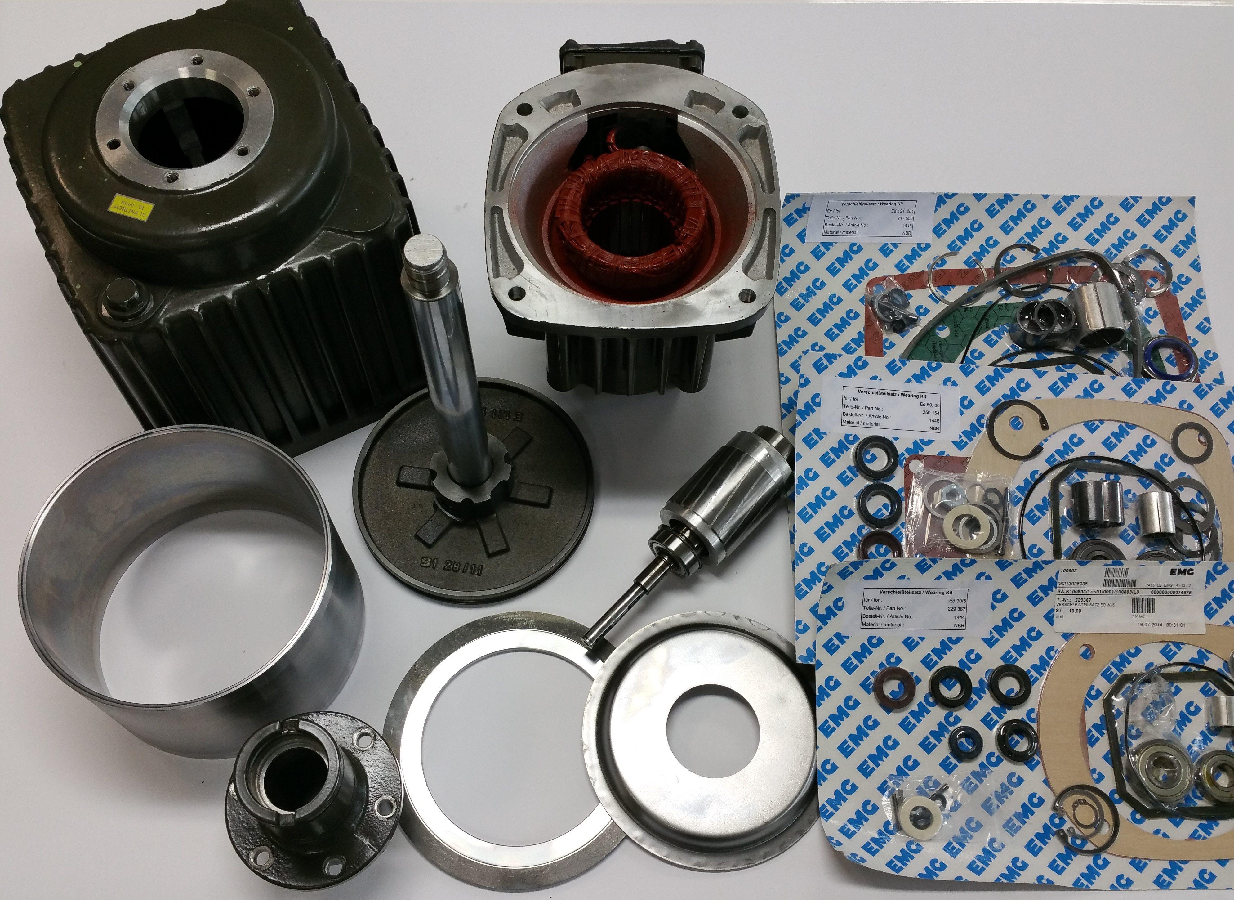 Thruster Repairs