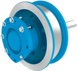 SRN Overhead Crane Wheel Systems