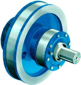 Track Wheels for Heavy Machines