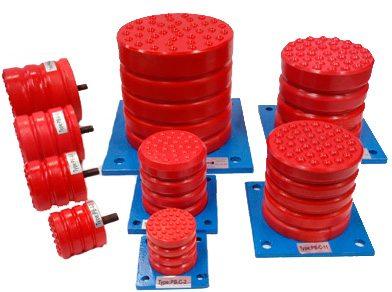 Polyurethane Buffers – Bumpers PB
